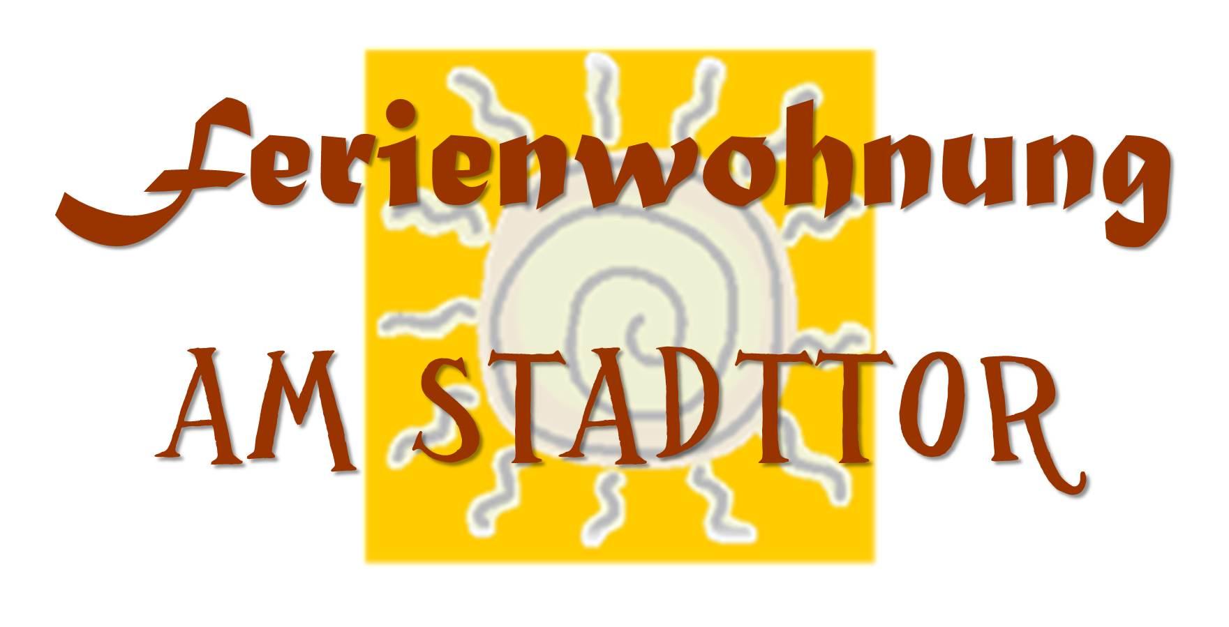 """Ferienwohnung """"Am Stadttor"""""""